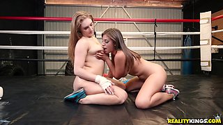 Ella Knox & Skylar Snow in Wrestling Fuck Buddies - WeLiveTogether