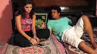 Hot Indian Romance Couple
