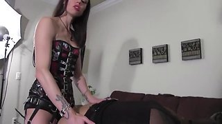 DWT fucked by a dominatrix