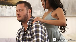 Maya bijou is a really naughty nanny she makes hubby cheat