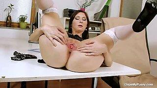 Amanda gaping video/Amanda