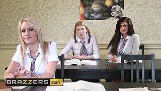 Big tits at school liza del sierra danny d professor&#039s