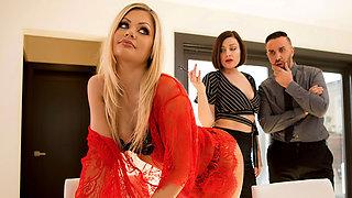 Riley Steele & Keiran Lee in Her Wife Wants Me - BRAZZERS