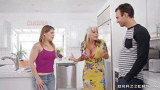 Blonde mature fucked hard