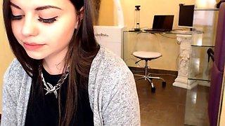 Big natural boobs ebony teen webcam strip