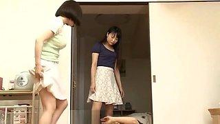 なつめ愛莉+篠田ゆう♥524-MDFN❤姊尿完都要我幫她舔陰戶