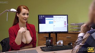 Loan4k. isabella lui needs credit for her business and
