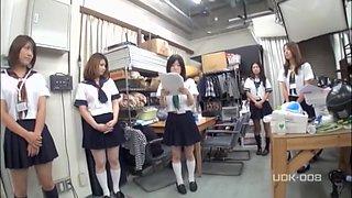 And Layer Daiundoukai Chirari Emissions Pororin School Girls 8th!