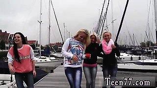 Amateur teen pee xxx A nasty boat trip