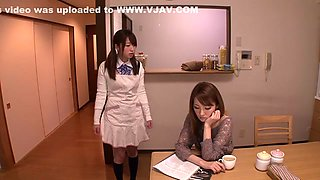 Tsubasa Amami in My Girlfriends Older Sister part 1.1