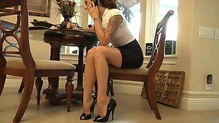 16 - high heels