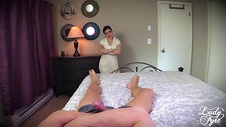 Fucked by Twin Sisters by Lady Fyre POV MILF