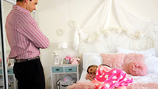 Nanny Spy – Lying Nanny Gets Creampied