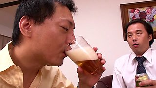 Crazy Japanese chick in Best Cuckold, Fingering JAV movie