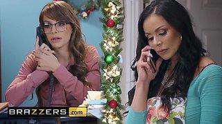 Brazzers - Kimmy Granger Xander Corvus - Fuck Christmas Part 1