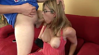 Mom Is My Sex Slave
