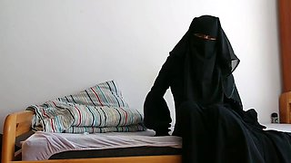 Niqab hijab very hot girl - anal