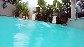 Playing around in the pool
