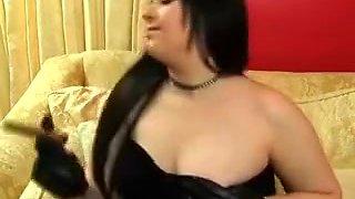 Humble Chick Smoking Wild Porno