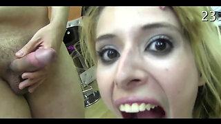 Spanish Sperm Storage Slut Rebeca Swallow 27 Loads of Sperm