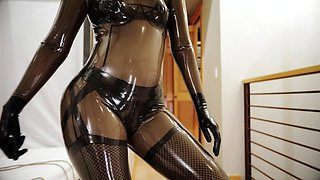 Latex Slaves Bdsm