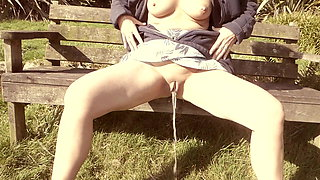 Open air piss