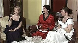Victorian Love Letters - Stars Nina Hartley & Nica Noelle.