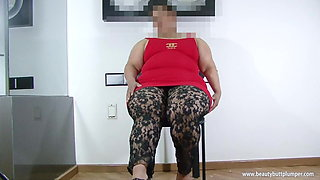Ruby BBW Big Butt Mexican Latina
