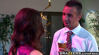 Brazzers - Real Wife Stories - Cum Is Thicker Than Water scene starring Raven Alexis and Keiran Lee