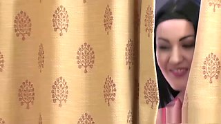 Curious virgin stepsister deflowered by her brother