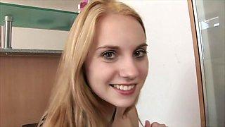 Fabulous pornstar in exotic facial, blonde adult scene
