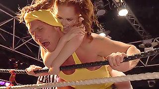 Knockouts: Teen Machine VS Bulldozer