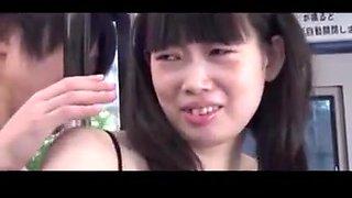 Japanese bus sex 2