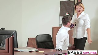 Babes - Office Obsession - Lutro and Anna Polina - My Horrible Boss