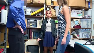 Asian Mom Gets Punished For Daughters Shoplifting crime