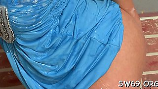 hot milf blows at gloryhole video video 2