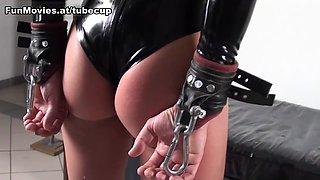 Fabulous pornstar in Horny Threesomes, Fetish xxx video