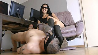 Hot mistress cbt 4