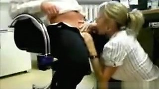 I Like Lunchtime In My Office When I Fuck My Secretary