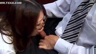 Perfect Sex Story Along Asian Secretary, Ibuki