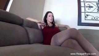 Great big tits mom son