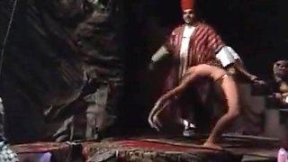 Nimrod king of slave womans harem