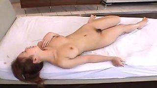 Yui Kazuki gets her tight anus abused part1