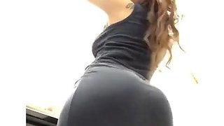 Dani Daniels Big Butt