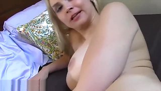 SUPER HOT STEP MOM TEACHES SON HOW TO TREAT WOMEN