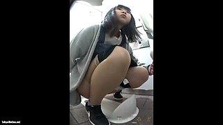 Japnese style toilet