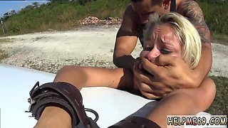 Tied to a bed rough fucked It wasnt clever of Marsha May to get into a taxi and not have