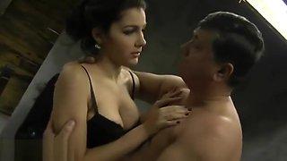 Valentina Nappi - Old Man Slave