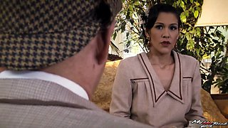Samia Duarte has always heard stories about the girls at anal mansion and