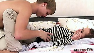 Helping his sister lose her virginity;